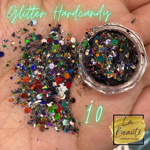 Hardcandy glitter #10