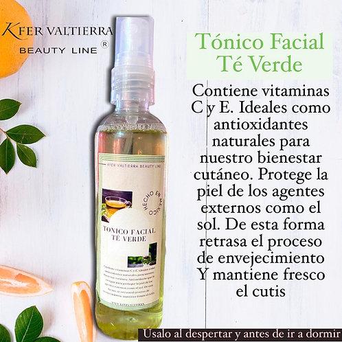 Tonico Facial Té verde