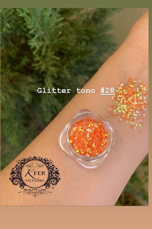 Glitter suelto tono28