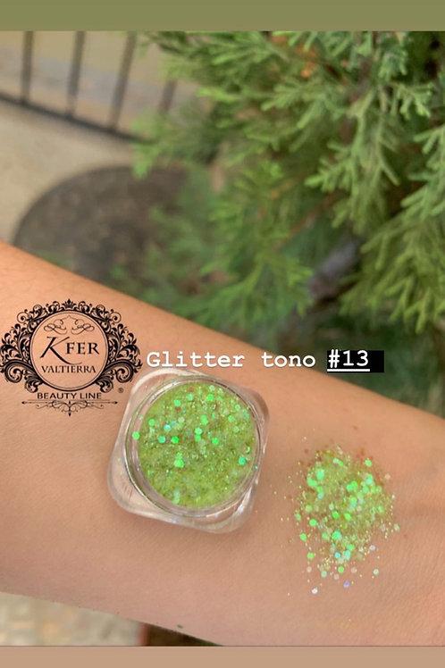 Glitter suelto tono13