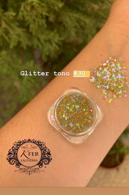 Glitter suelto tono30