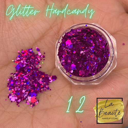Hardcandy glitter #12