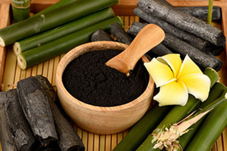 Carbon Activado Comestible