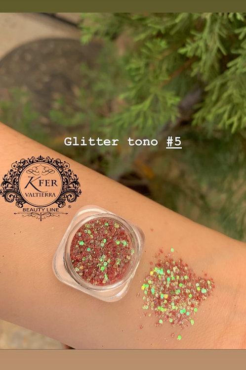 Glitter suelto tono5