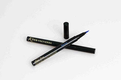 Azul/BluePrint Delineador Con Adhesivo P/Pestaña