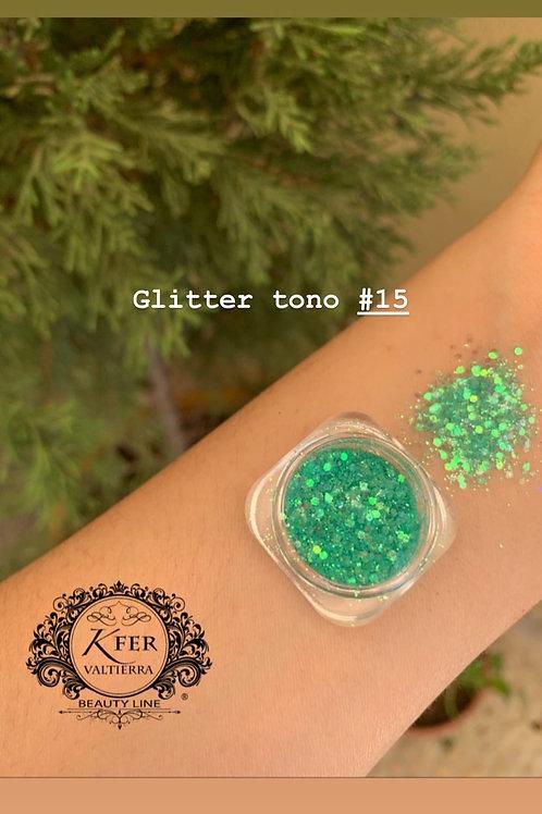 Glitter suelto tono15