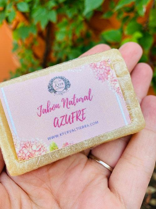 Azufre soap