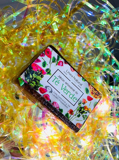 Te verde / Green tea soap