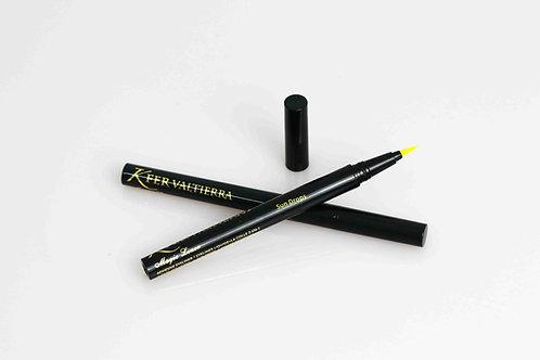 Amarillo/SunDrops Delineador Con Adhesivo P/Pestaña