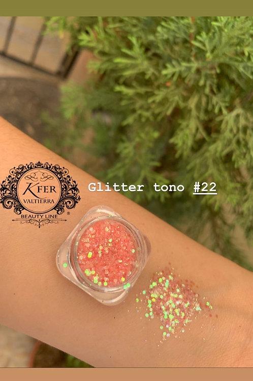 Glitter suelto tono22