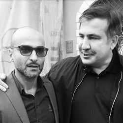 Akhmad - https://www.instagram.com/saakashvilim/?hl=ru
