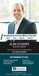 North Eastern Group Realty - Alan Scherer Mad Ants Ad