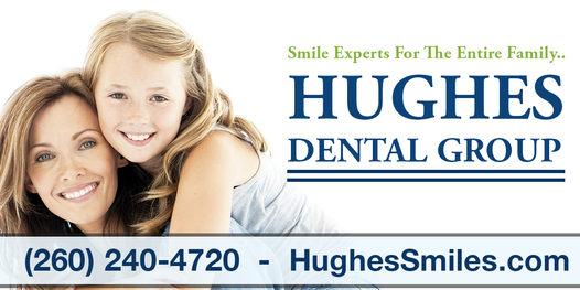 Hughes Dental Group Billboard