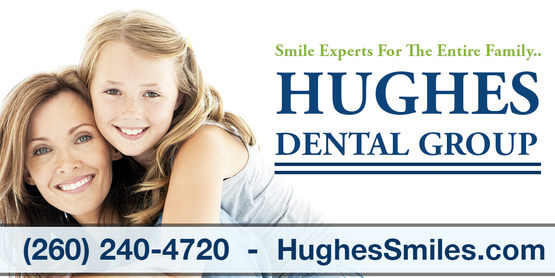 Hughes Dental Group Billboard