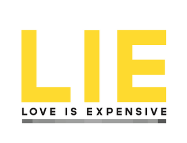 Logo for Love is Expensive