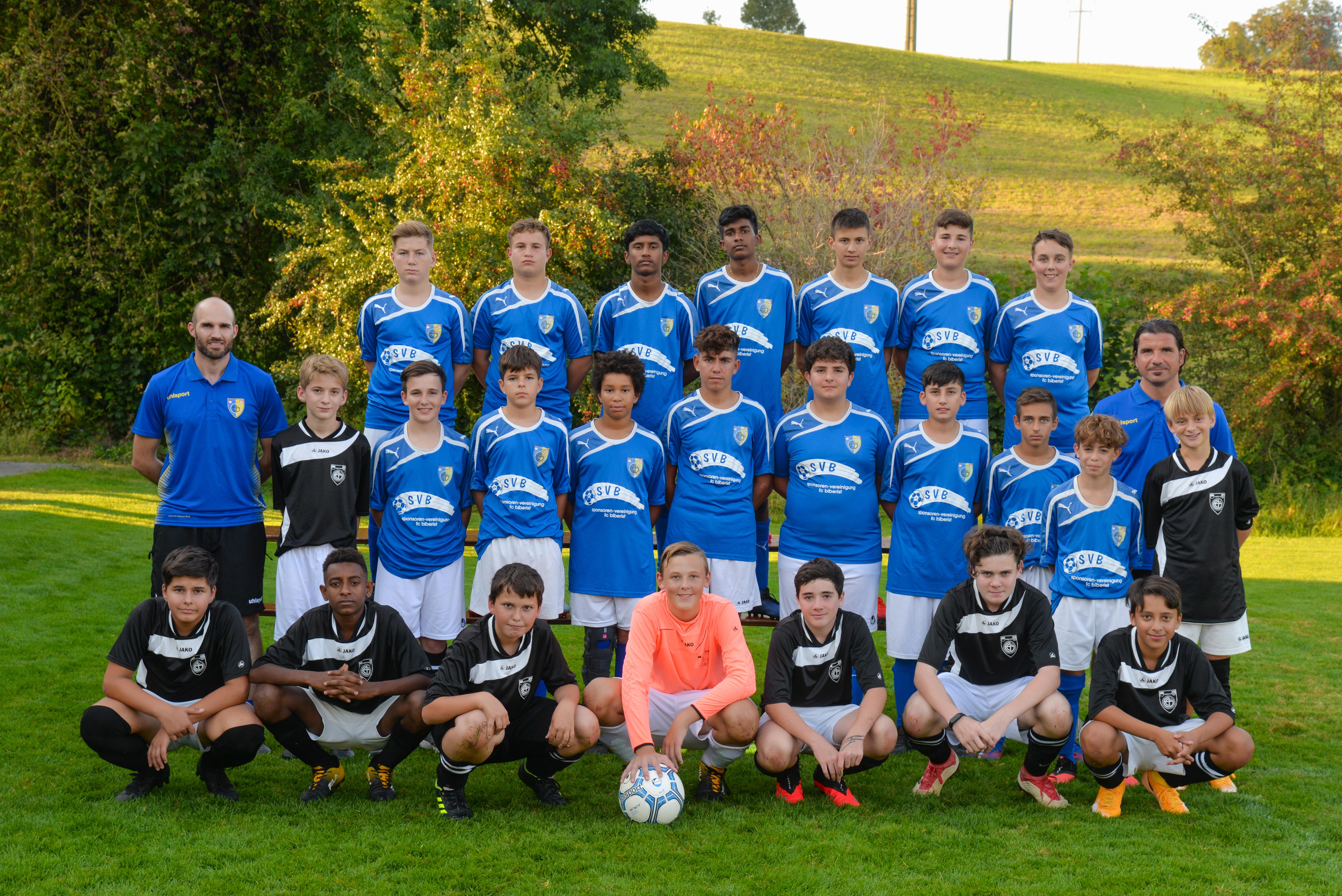 Junioren C 2020/2021