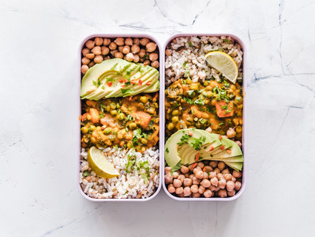 Meal Prep: 4 Tips to Make it Easy and Affordable