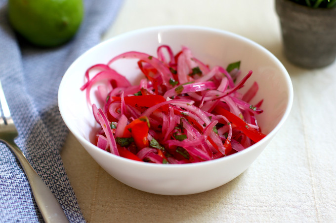 red onion relish