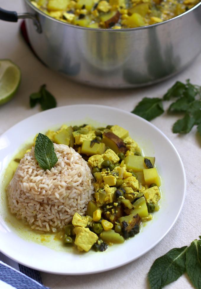 vegan peruvian recipe