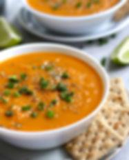 IMG_2476_vegan carrot sweet potato soup_