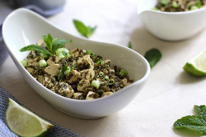 vegan tofu recipe