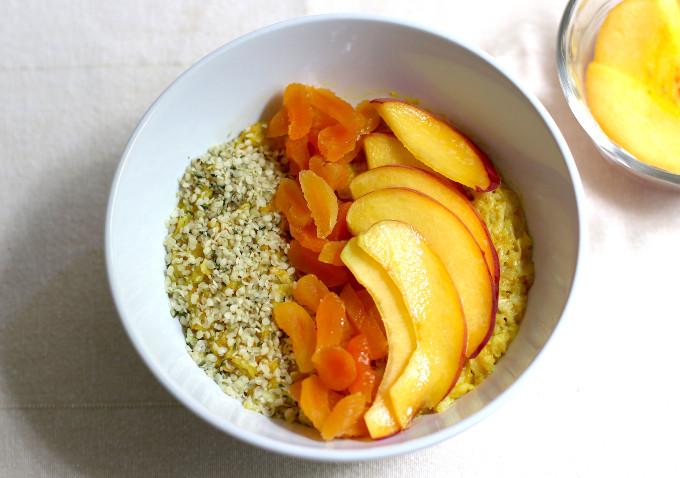 healthy oatmeal