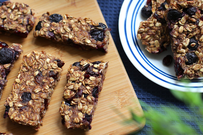 easy oatmeal bars