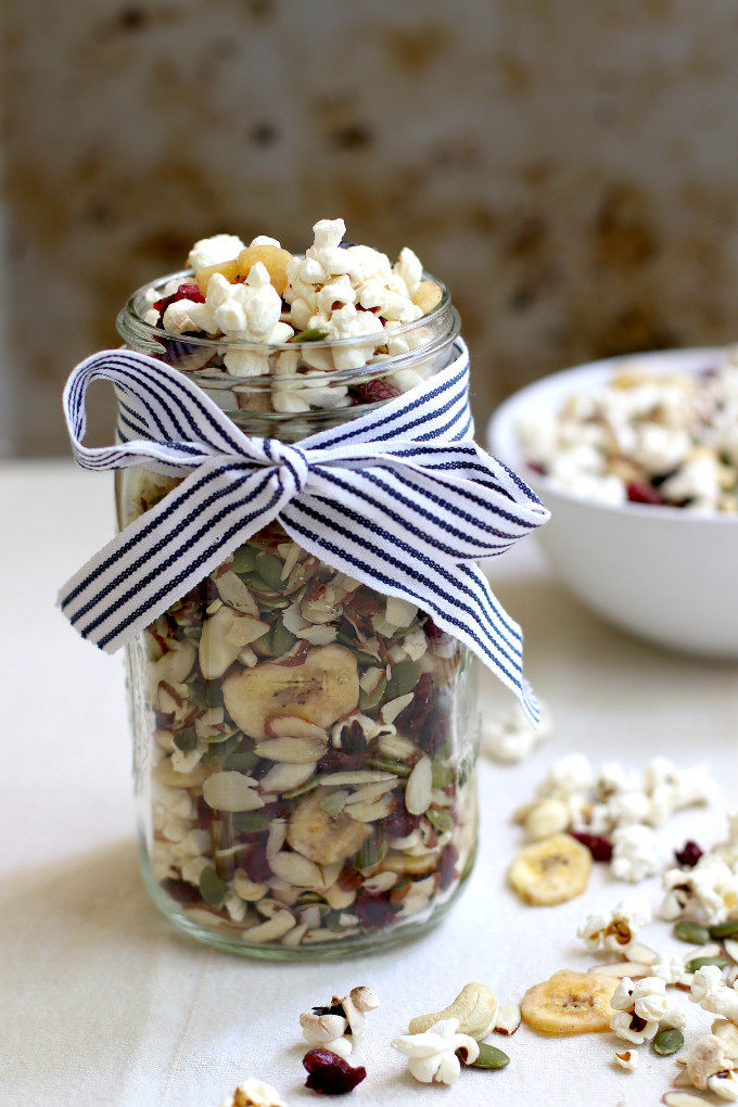low calorie snack popcorn