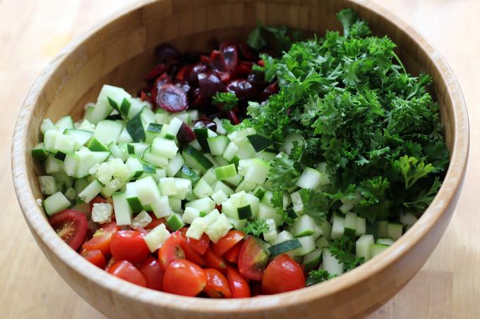 cherry quinoa salad recipe