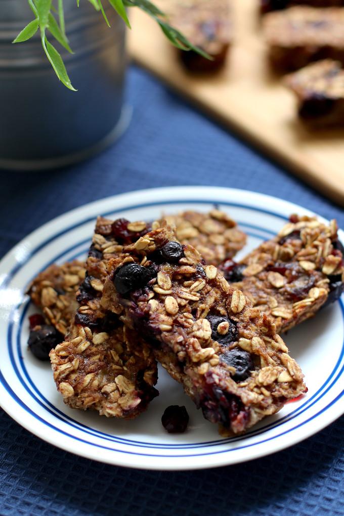 oatmeal breakfast bar