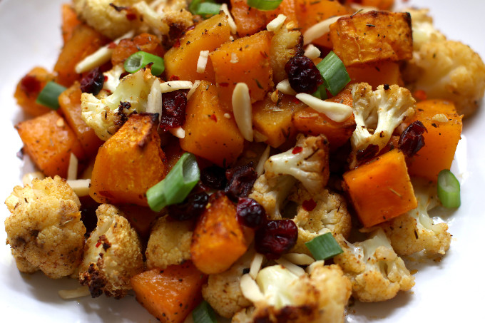 roasted vegetables recipe vegan
