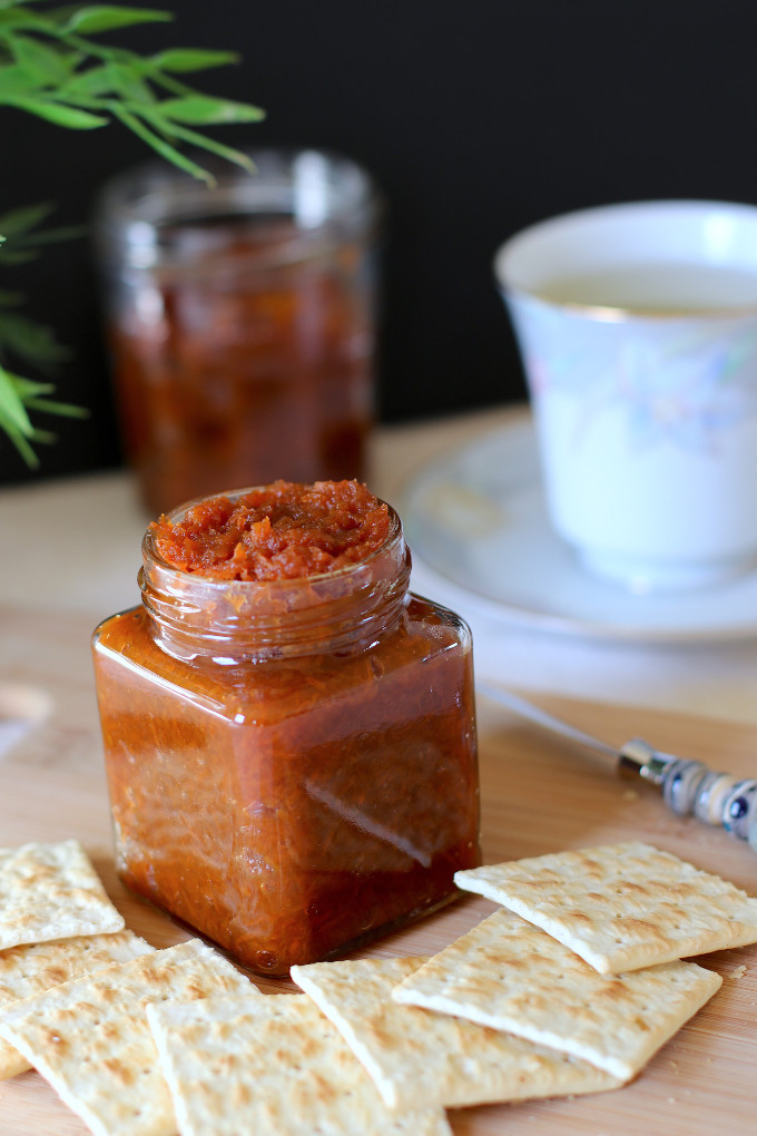 homemade vegan jam recipe
