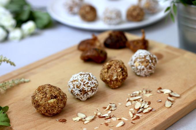 healthy protein balls