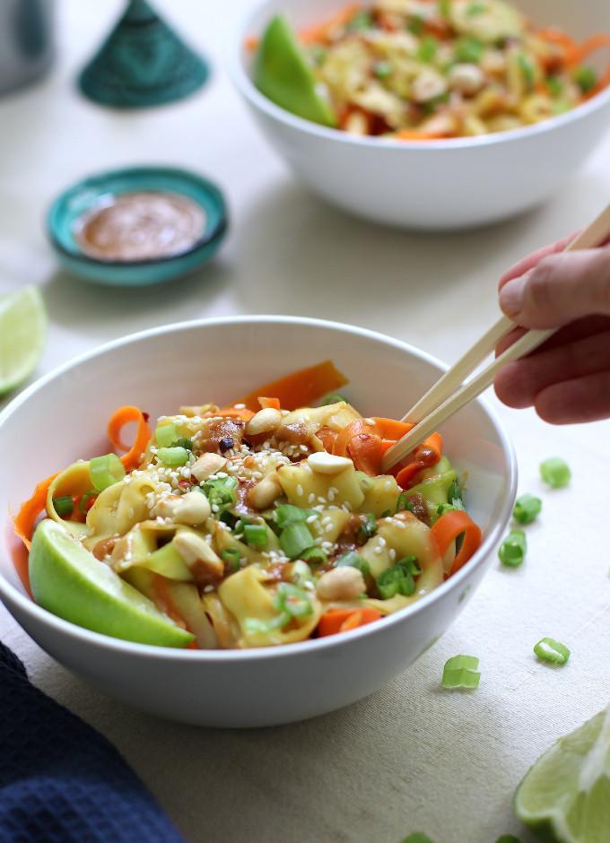 zucchini ribbons recipe