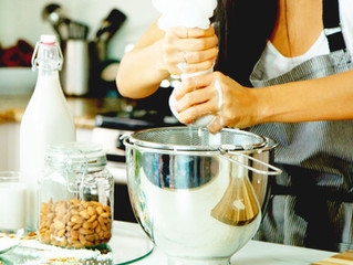 The 3-Step Homemade Almond Milk