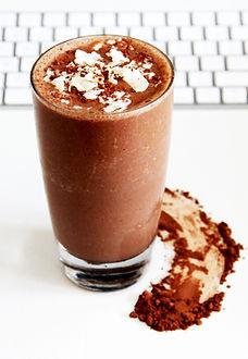 Chocolate milkshake .jpg