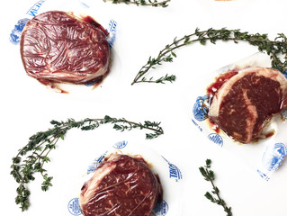 5 Reasons Why You Should Eat Grass-Fed Meats Over Grain-Fed Meats
