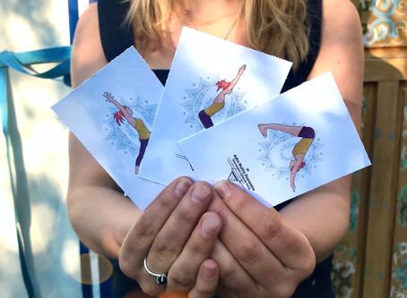 Yoga kaartenset wat en hoe?