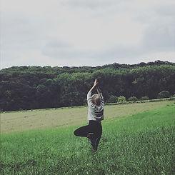 Yoga met Liesbeth de Backer