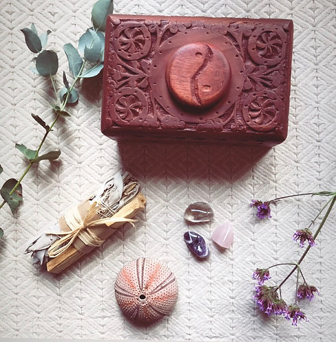 Pakket 4 'Zen @ home kit'