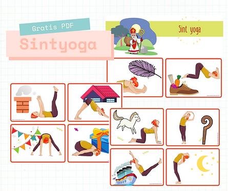 Sint yoga - DIGITAAL