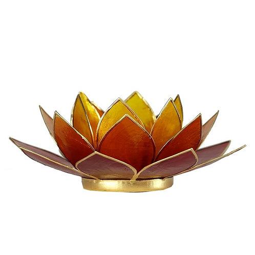 Lotus sfeerlicht Driekleurig