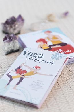 Yoga voor jou en mij