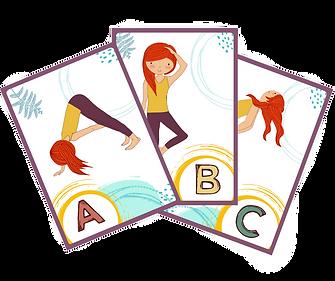 Yogakaarten bestellen