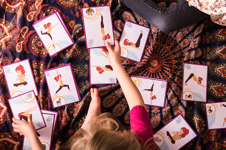 Yogakaarten