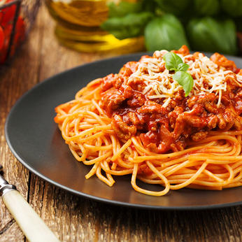 Spaguetti Bolognesa 8€