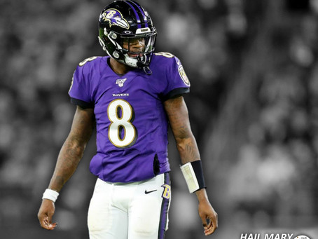 O Baltimore Ravens ficará de fora dos Playoffs?