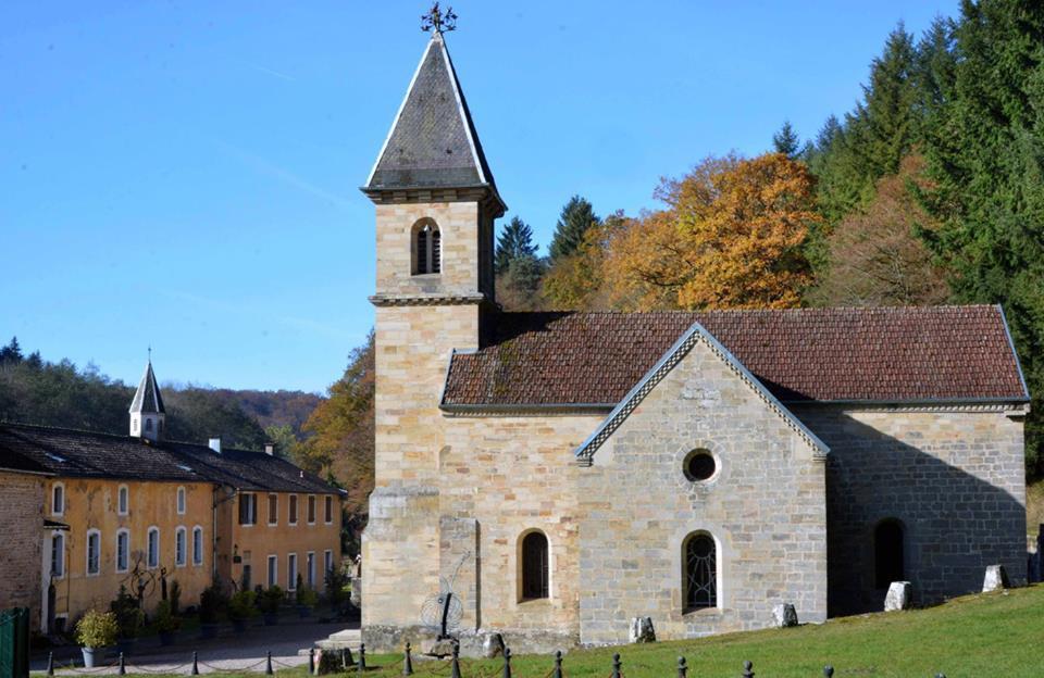 La chapelle de Droiteval