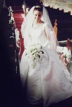 Judy Medway bride 10