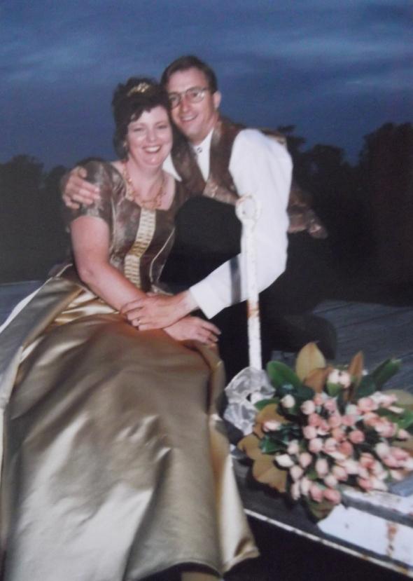Judy Medway Bride Julie